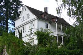 Das Haus in der Maximilianstraße 85, in dem Johannes Brahms einige Sommer lang wohnte, ist heute ein Brahmsmuseum.