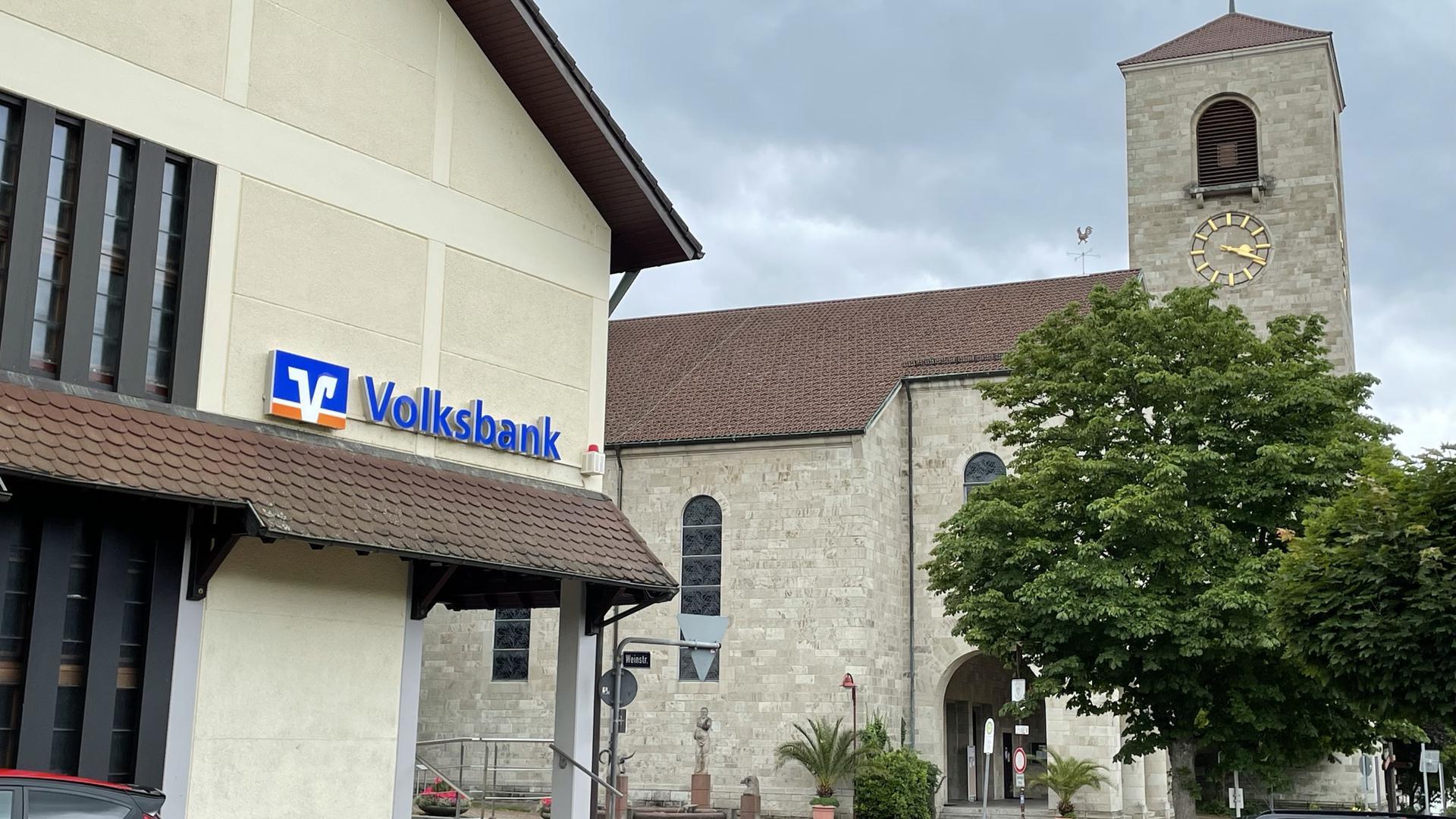 VOBA  Volksbank Neuweier