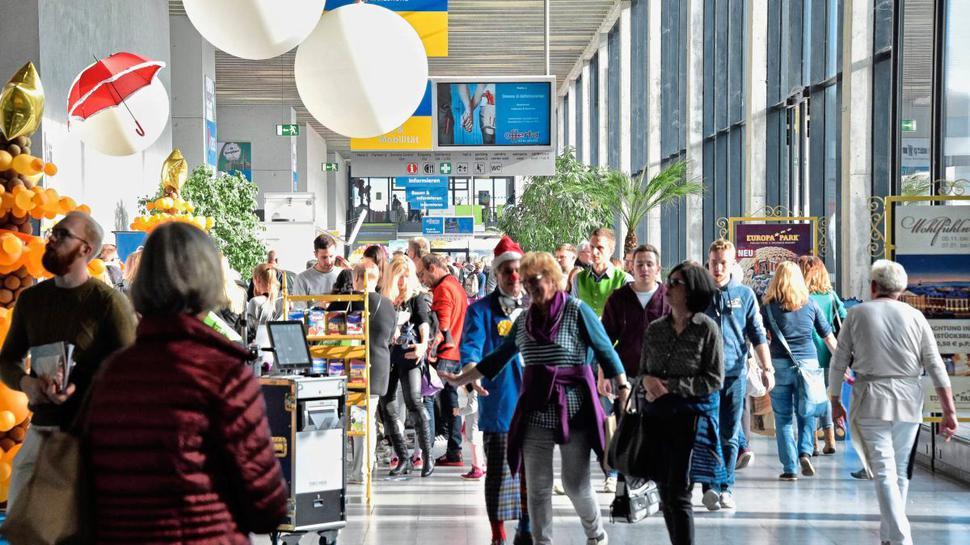 Neun Tage lang herrscht in den Hallen der Messe Karlsruhe wieder Hochbetrieb, wenn die offerta ihre Tore öffnet. Die Veranstalter rechnen mit rund 140 000 Besuchern.