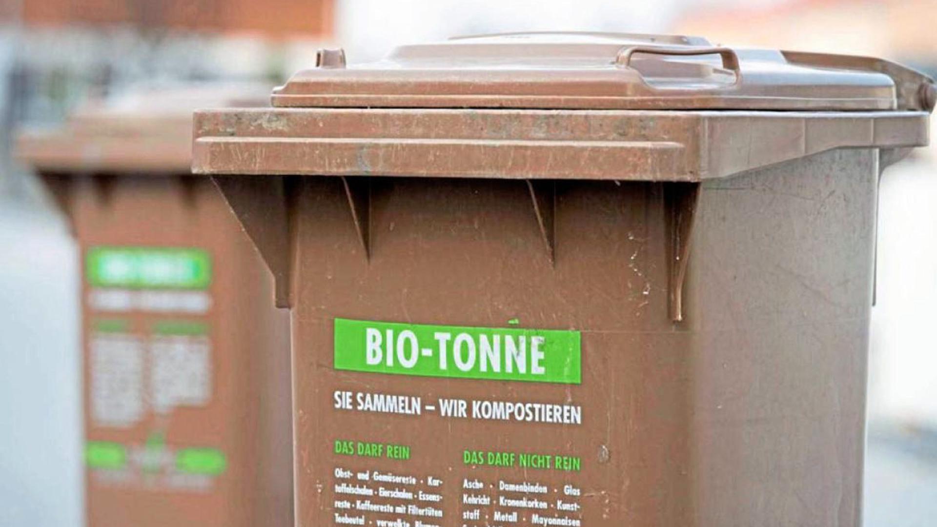 Müllgebühren Karlsruhe