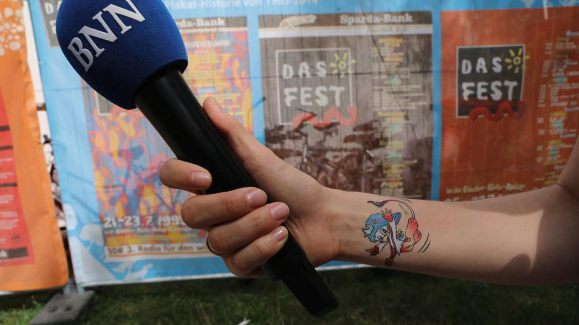 Umfrage Das Fest 2017