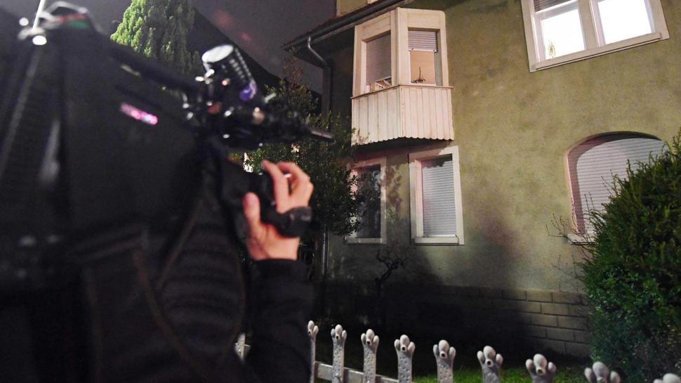 In diesem Haus im Karlsruher Stadtteil Rüppurr soll Dasbar W. gewohnt haben.