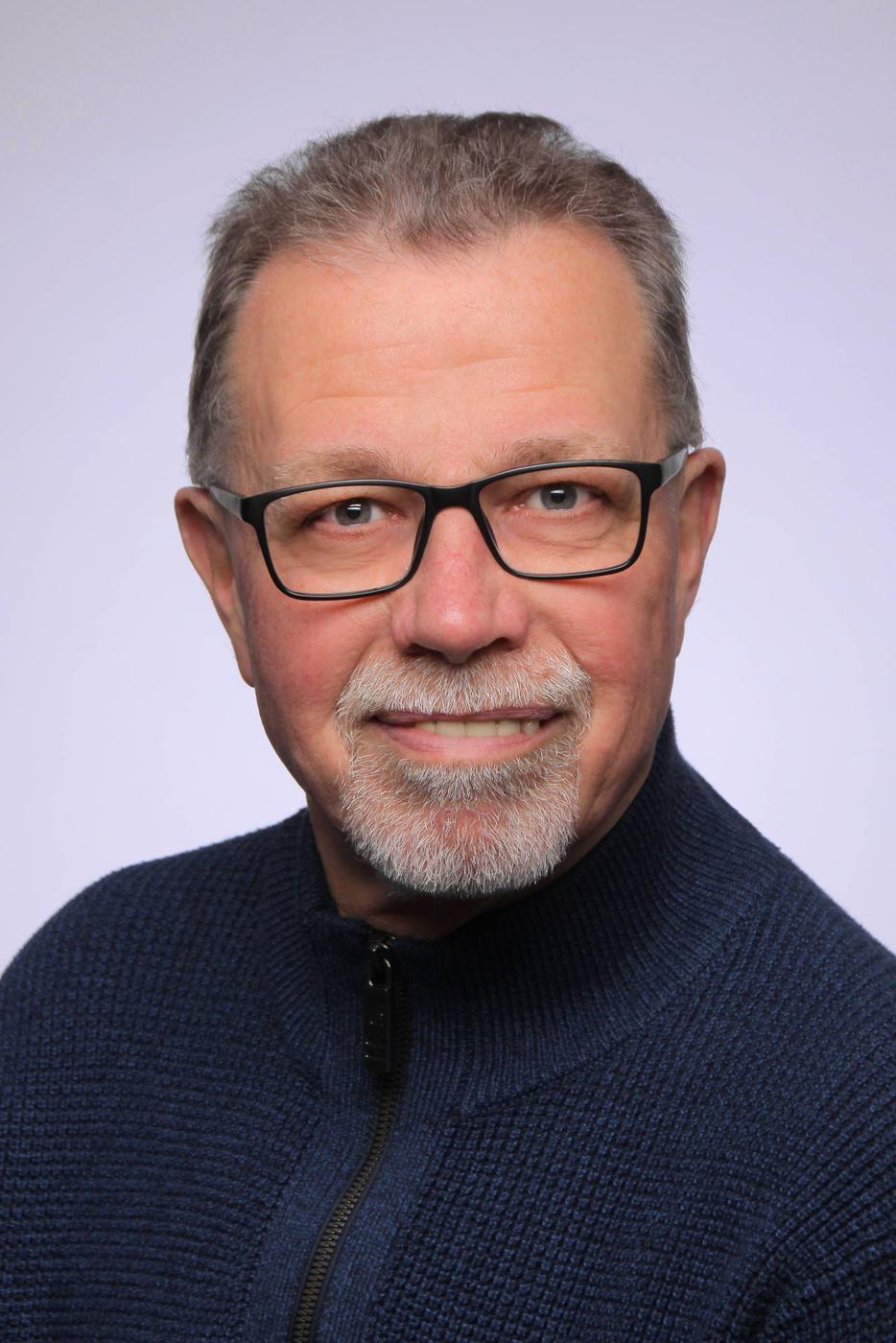 Ulrich Eilmann, Vorsitzender des ADFC-Kreisverbandes Karlsruhe