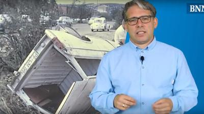 Meteorologe Malter Neuper vom KIT