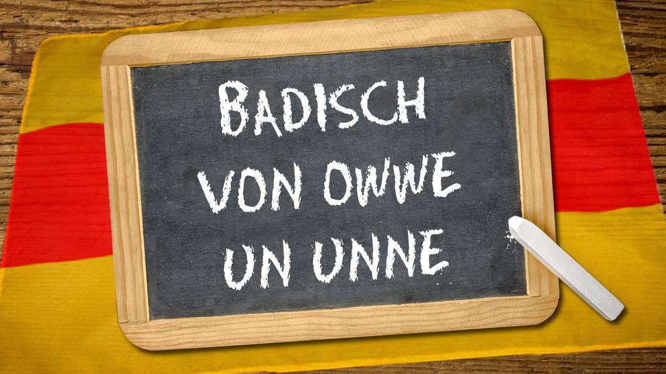 """Badisch von Owwe un unne so heißt die beliebte Mundartserie von Bnn_Redakteur Thomas Liebscher im Ressort """"Südwestecho"""" der Tageszeitung."""