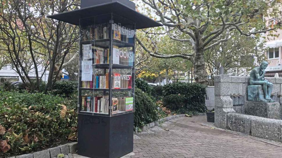 Bücherschrank Achern