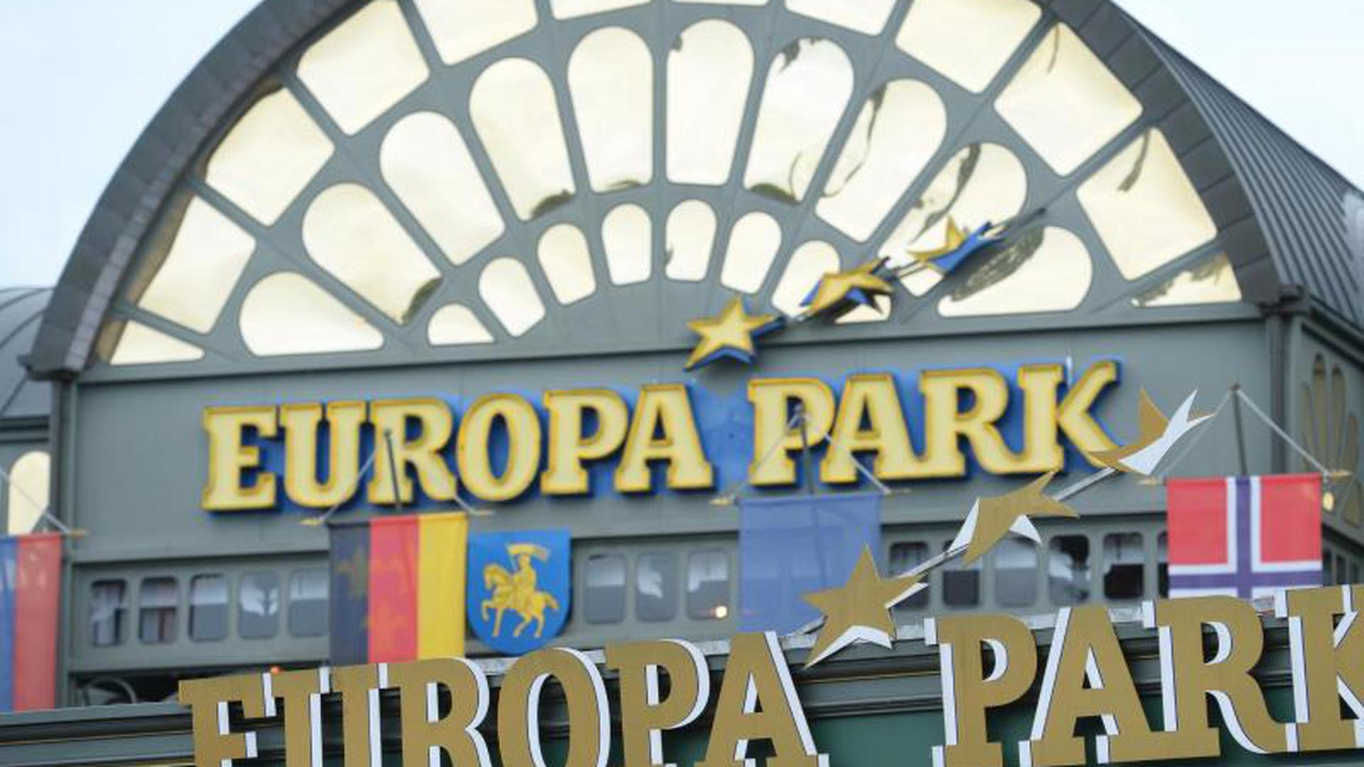 Europa-Park in Rust