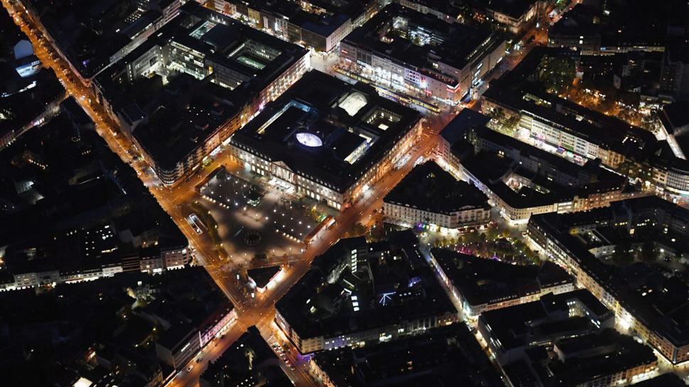 Die Karlsruher City zieht auch Kriminelle an. Gerade im Westen der Innenstadt hat die Zahl der Verbrechen zugenommen.