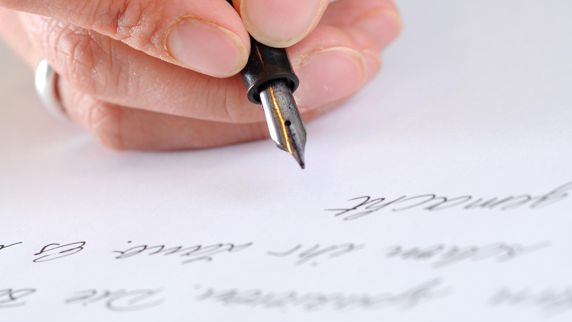 In persönlichen Briefen wenden sich BNN-Redakteure an ihre Eltern, die sie wegen des Coronavirus momentan nicht besuchen können.