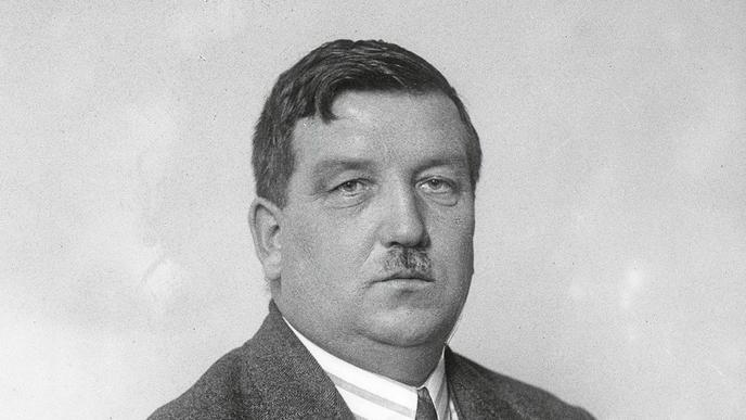 Emil Maier war zwischen 1931 und 1932 badischer Innenminister.