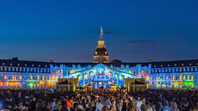 ARTIS-Uli Deck// 28.07.2018, Eroeffnung Schlosslichtspiele Karlsruhe 2018
