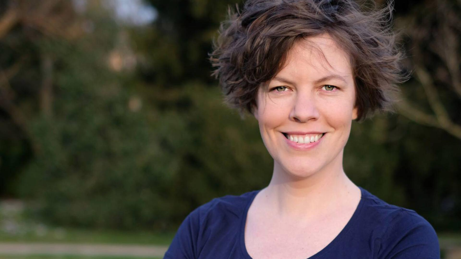 Jorinda Fahringer Grüne Gemeinderat Kommunalwahl 2019 Karlsruhe