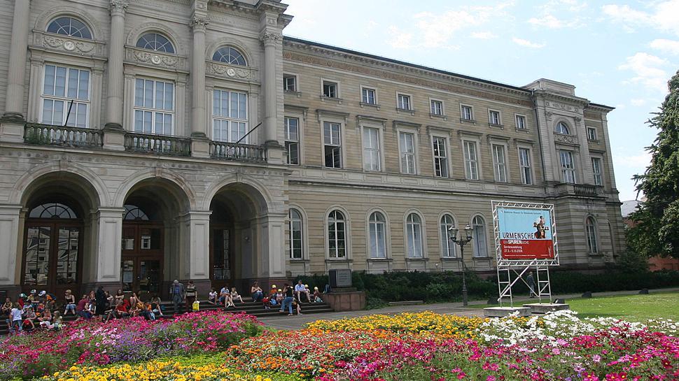 Naturkundemuseum am Friedrichsplatz