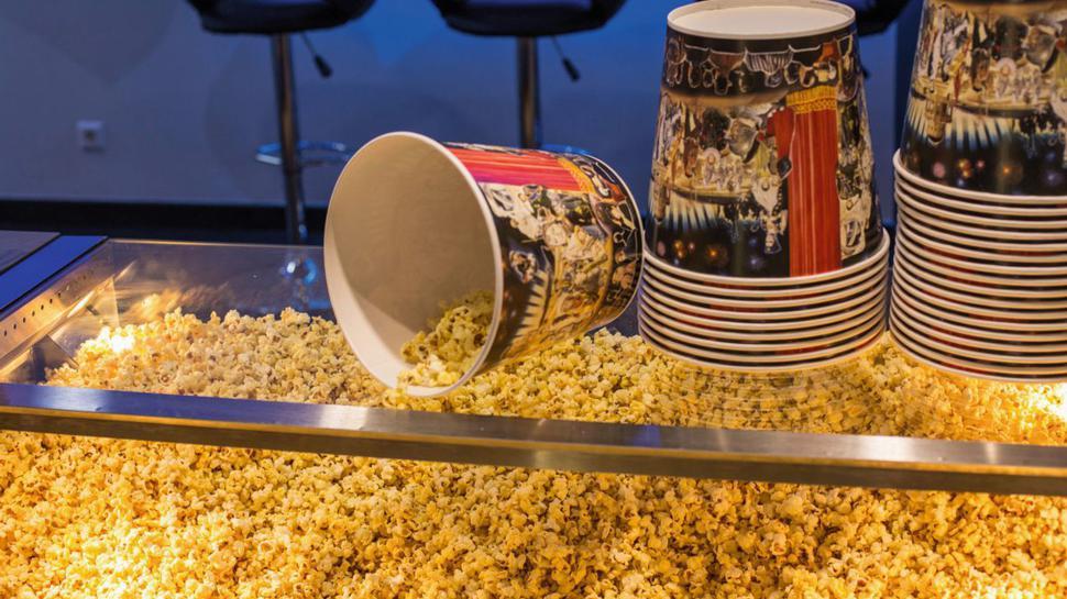Popcornbecher