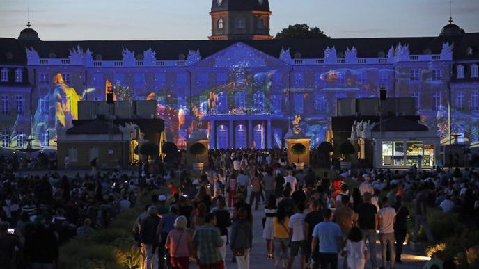 Fassade Schlosslichtspiele