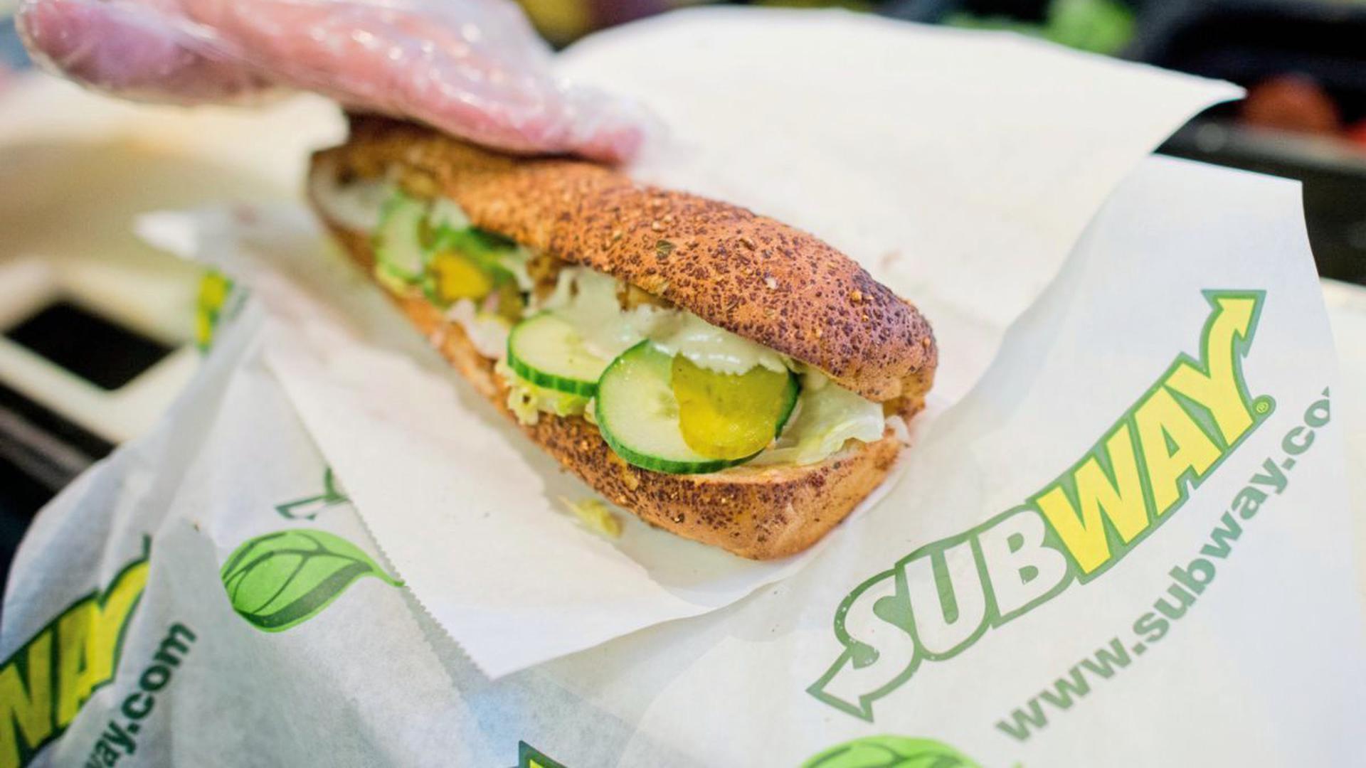 Sandwich Stellung