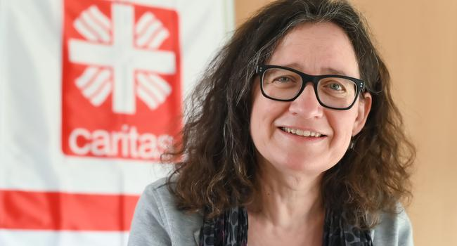 Die gebürtige Heidelbergerin Susanne Rohfleisch ist seit dem 1. Januar diesen Jahres neue Vorsitzende des Caritasverbands Karlsruhe.