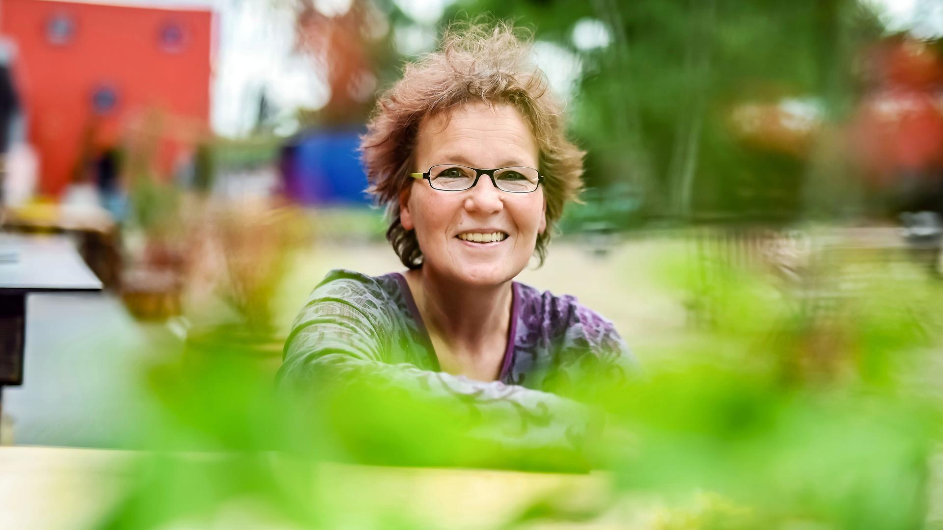 Tollhaus-Geschäftsführerin Britta Velhagen trug entscheidend zur Etablierung der soziokulturellen Szene in Karlsruhe bei.