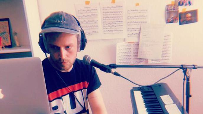 """Alessandro Pola möchte nach """"The Voice"""" mehr Musik machen."""