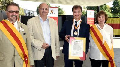 19.09.2021 Zoo: Dr. Matthias Reinschmidt wird Badener des Jahres 2020