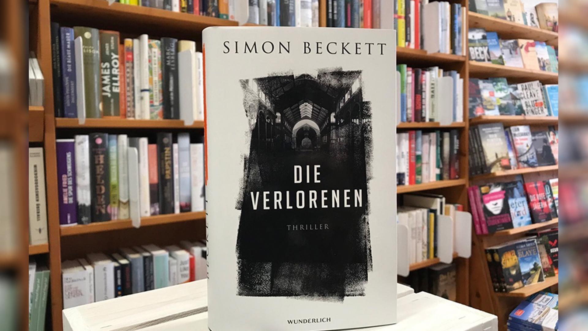 Die Buchempfehlung der Buchhandlung der Rabe in Karlsruhe in Karlsruhe: Die Verlorenen | Simon Beckett
