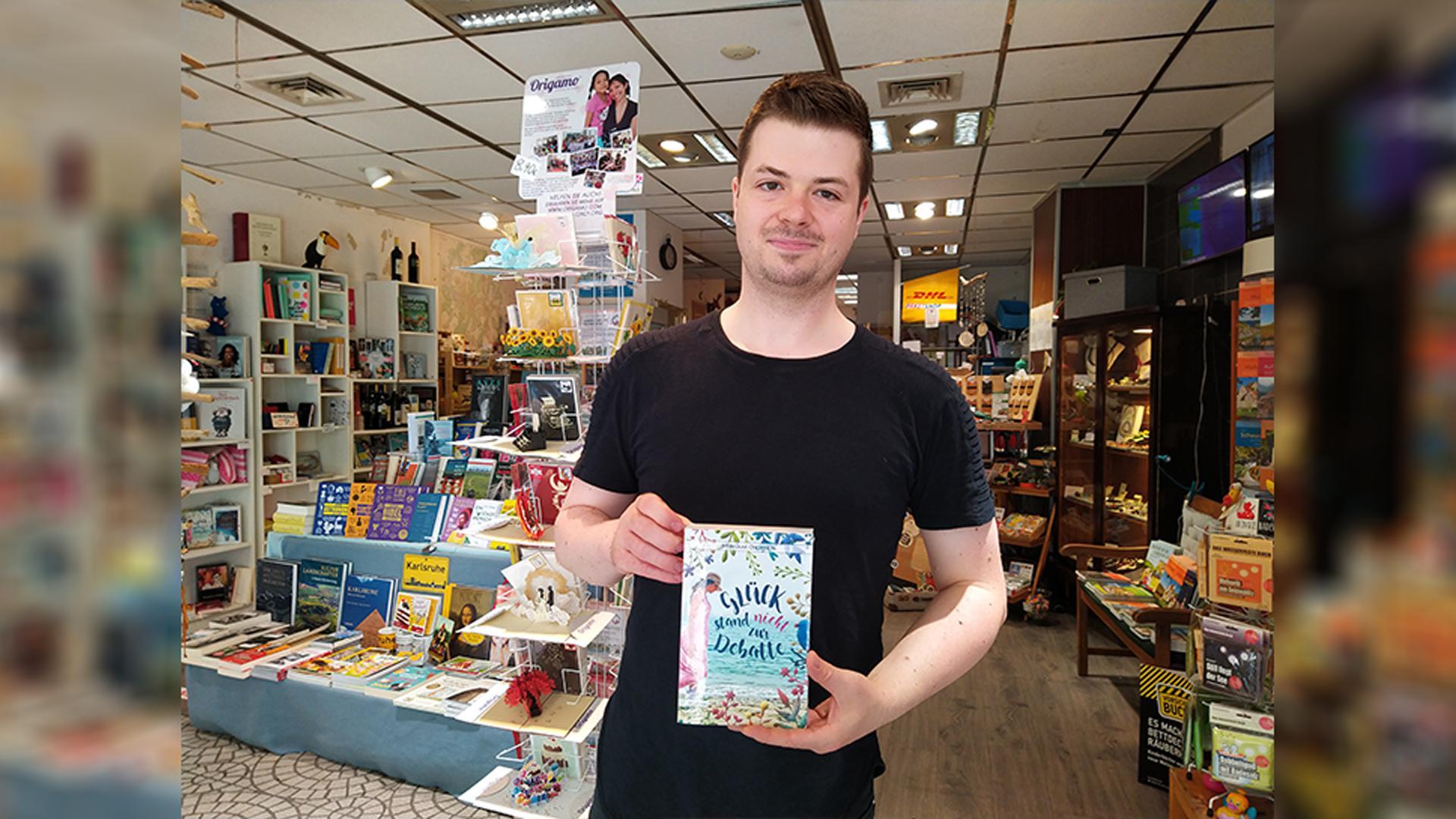 Die Buchempfehlung des Bücherbuffet Laden in Karlsruhe: Glück stand nicht zur Debatte | Miriam Greiner