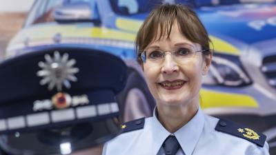 Seit über 30 Jahren lebt Caren Denner in Karlsruhe, seit zweieinhalb Jahren leitet sie das Polizeipräsidium der Fächerstadt