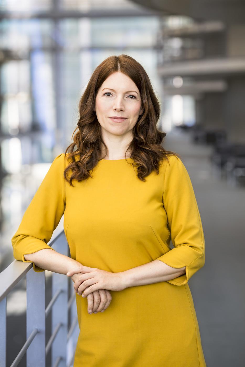 Eine klare Meinung zum Thema KI hat auch Bundestagsmitglied Dr. Anna Christmann, Sprecherin für Innovations- und Technologiepolitik für Bündnis90/Die GRÜNEN im Bundestag.