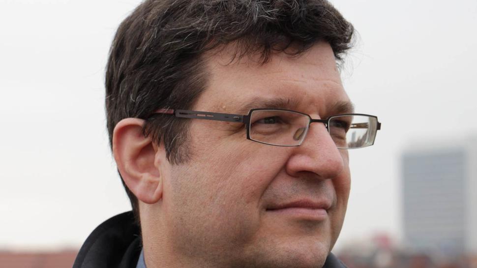 Christoph Hupfer, Professor für Verkehrsplanung und Verkehrstechnik an der FH Karlsruhe
