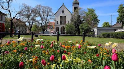 Heilig Geist Kirche in Daxlanden