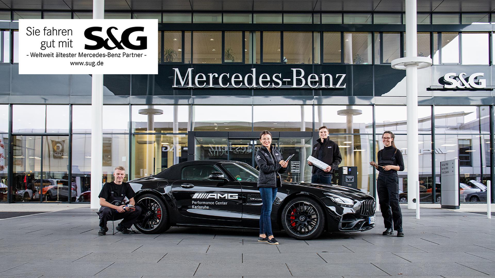 Weltweit ältester Mercedes-Benz Partner