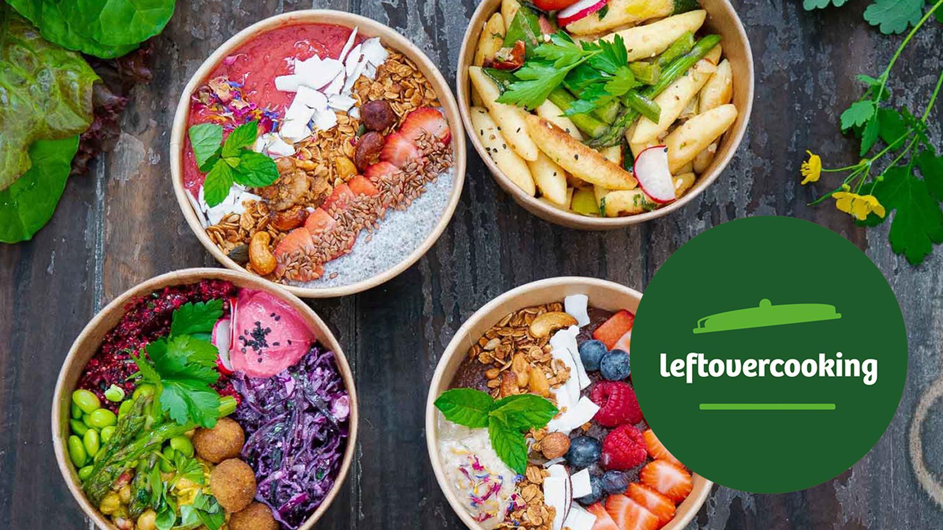 Lieferservice und Foodtruck für vegetarische & vegane Bowls