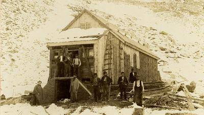 Fidelitas-Hütte