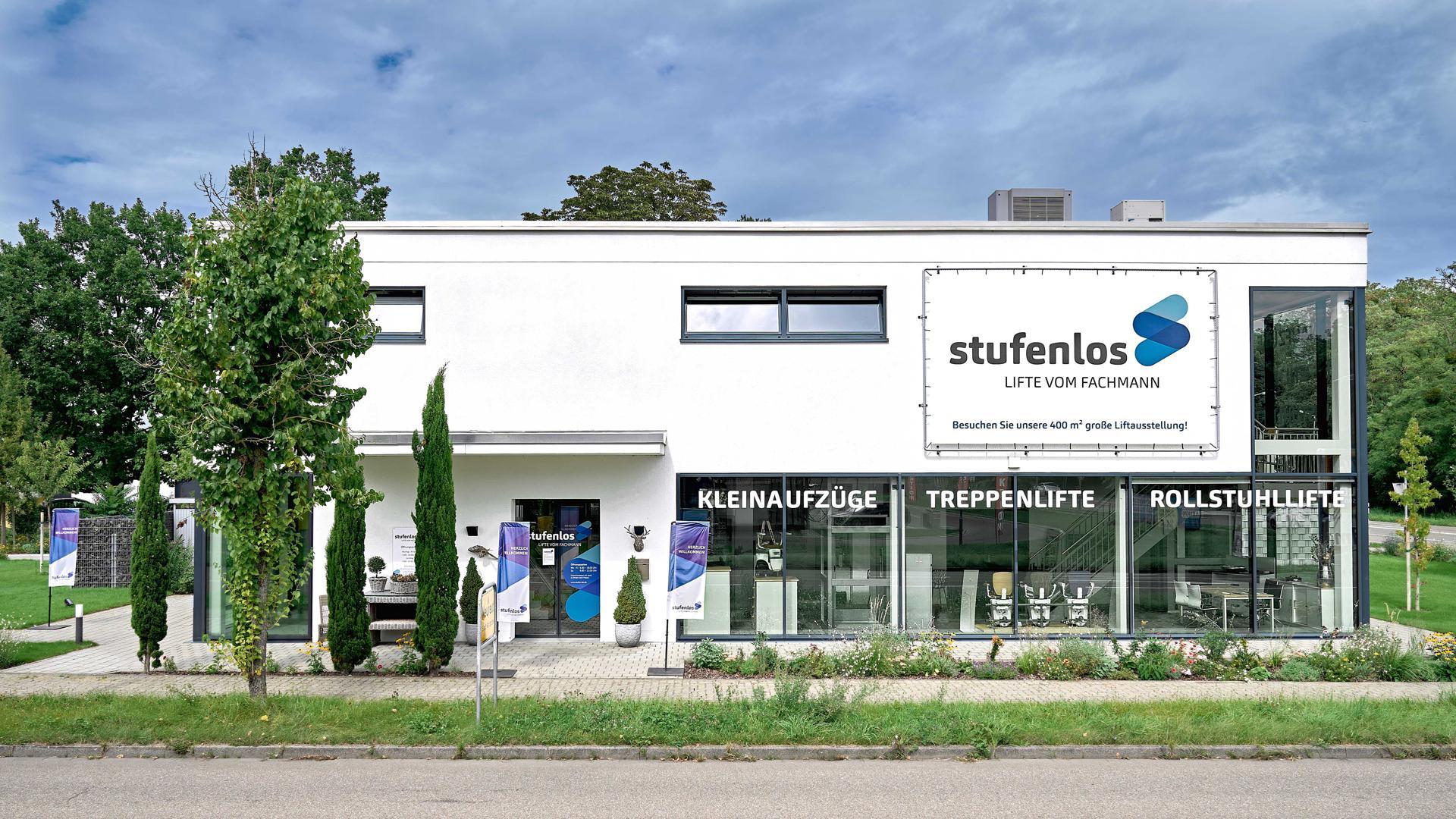 Das im Lorbeerweg 20 in Karlsruhe ansässige und 2007 gegründete Unternehmen Stufenlos baut Liftsysteme - von Hand und mit Herz.