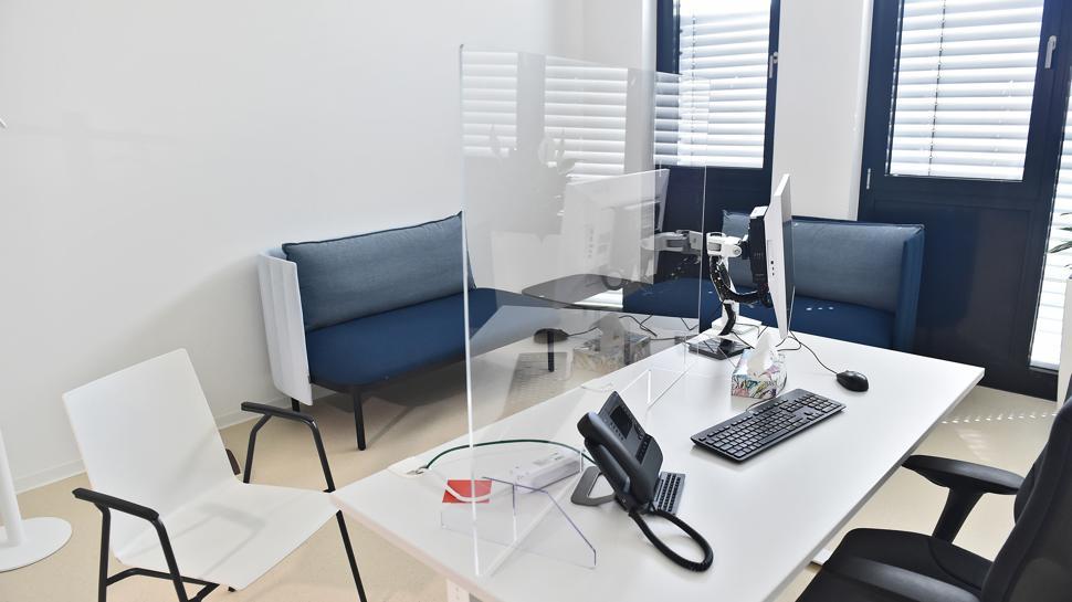 Untersuchungen bekommen einen neuen Raum: Sechs Zimmer stehen den Ärzten im Gesundheitsamt für ihre Gutachten zur Verfügung. Dabei geht es um rechtliche aber auch psychologische Fragen.