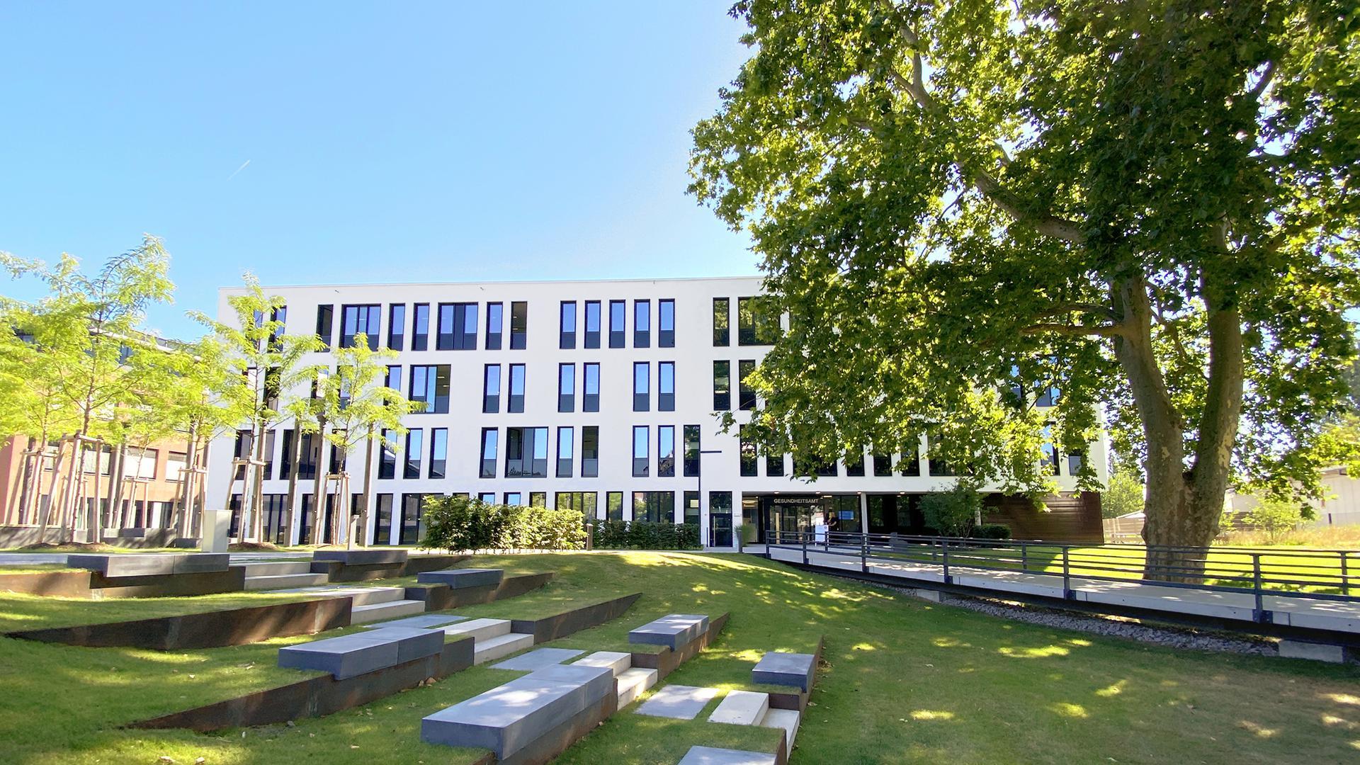 Karlsruhe Gesundheitsamt