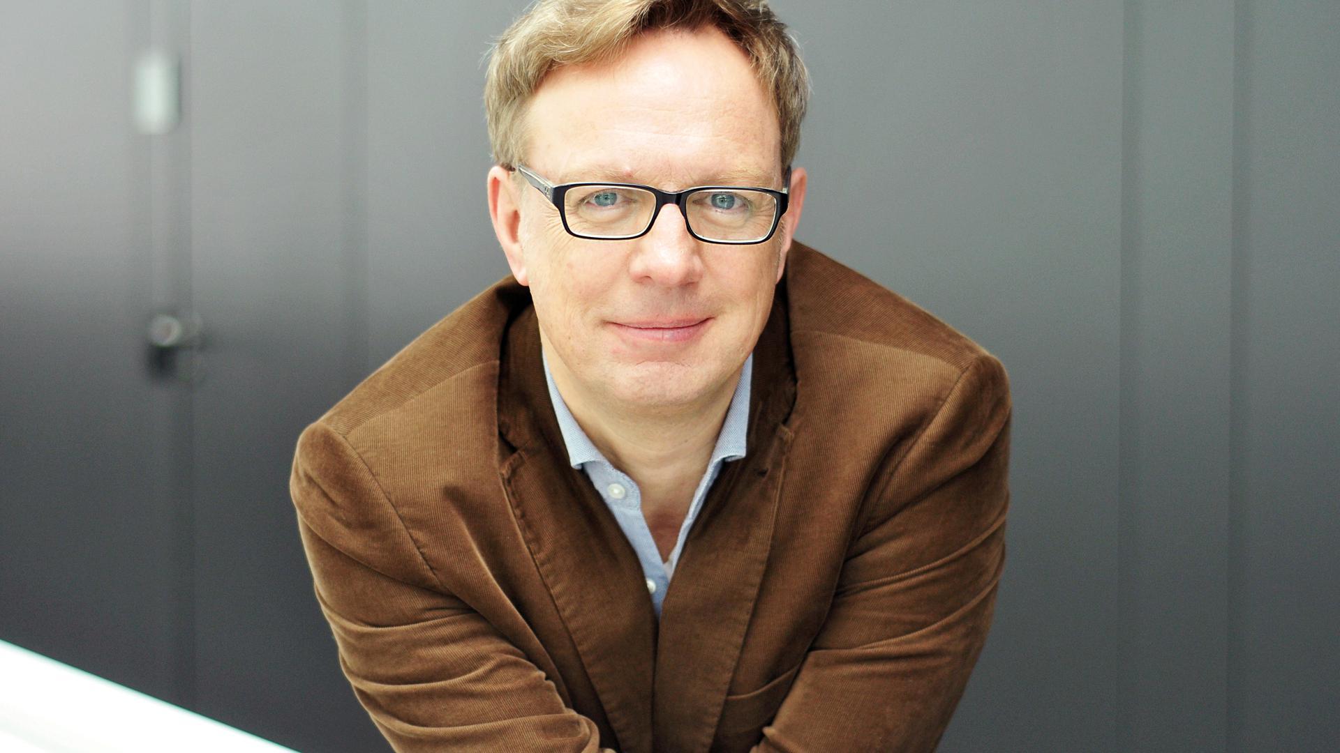 Holger Speck, Leiter des Vocalensembles Rastatt.