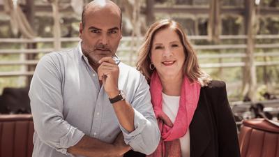 Neues Duo: Jay Alexander und Kathy Kelly nahmen gemeinsam ein Album auf und wollen im kommenden Jahr auf große Deutschlandtournee gehen.
