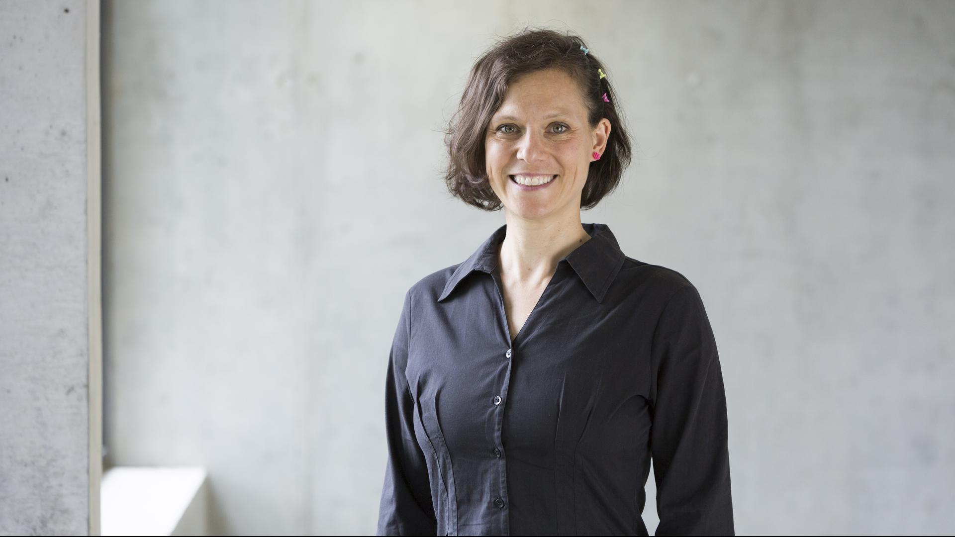 """Jule Kunkel ist wissenschaftliche Mitarbeiterin am Sportinstitut des Karlsruher Instituts für Technologie (KIT) und Leiterin von """"ActivityKIT""""."""
