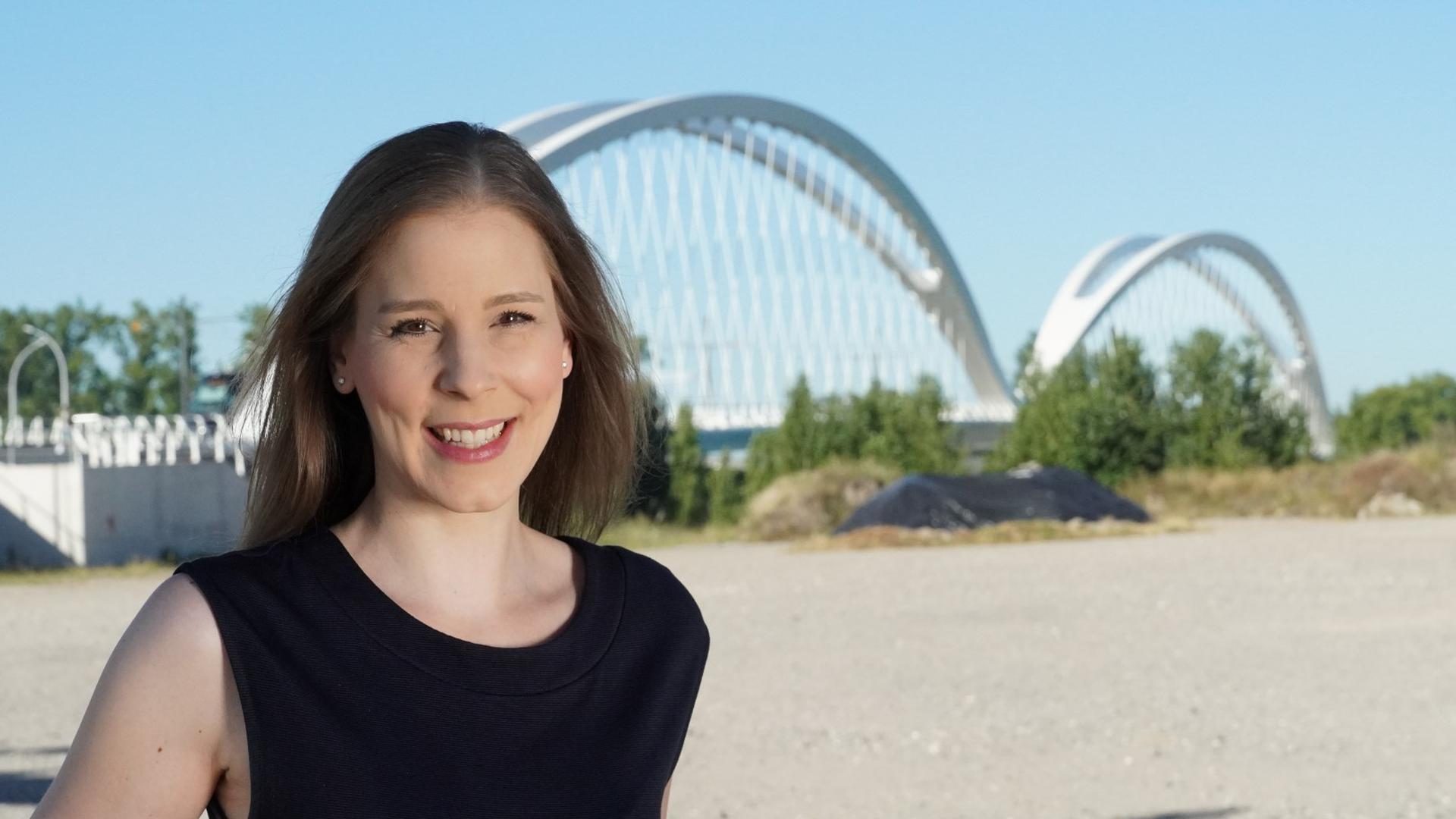 Schlichtet Streit im Ausland: Karolina Wojtal vom Europäischen Verbraucherzentrum in Kehl.