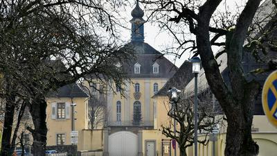 13.12.2020 Bad Schönborn Schloss Kislau JVA, Lernort