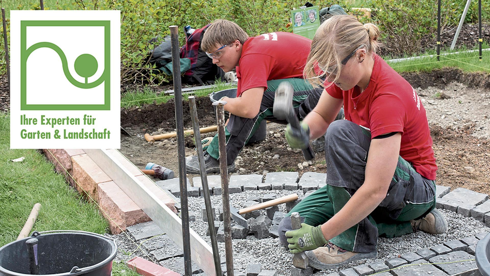 Ausbildung oder Studium bei Garten-, Landschafts-und Sportplatzbau