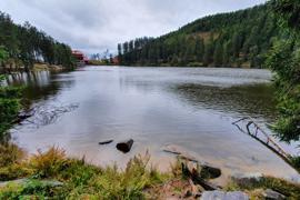 Ziel Mummelsee: Eine Wanderung bringt Ausflügler am Wochenende dorthin.