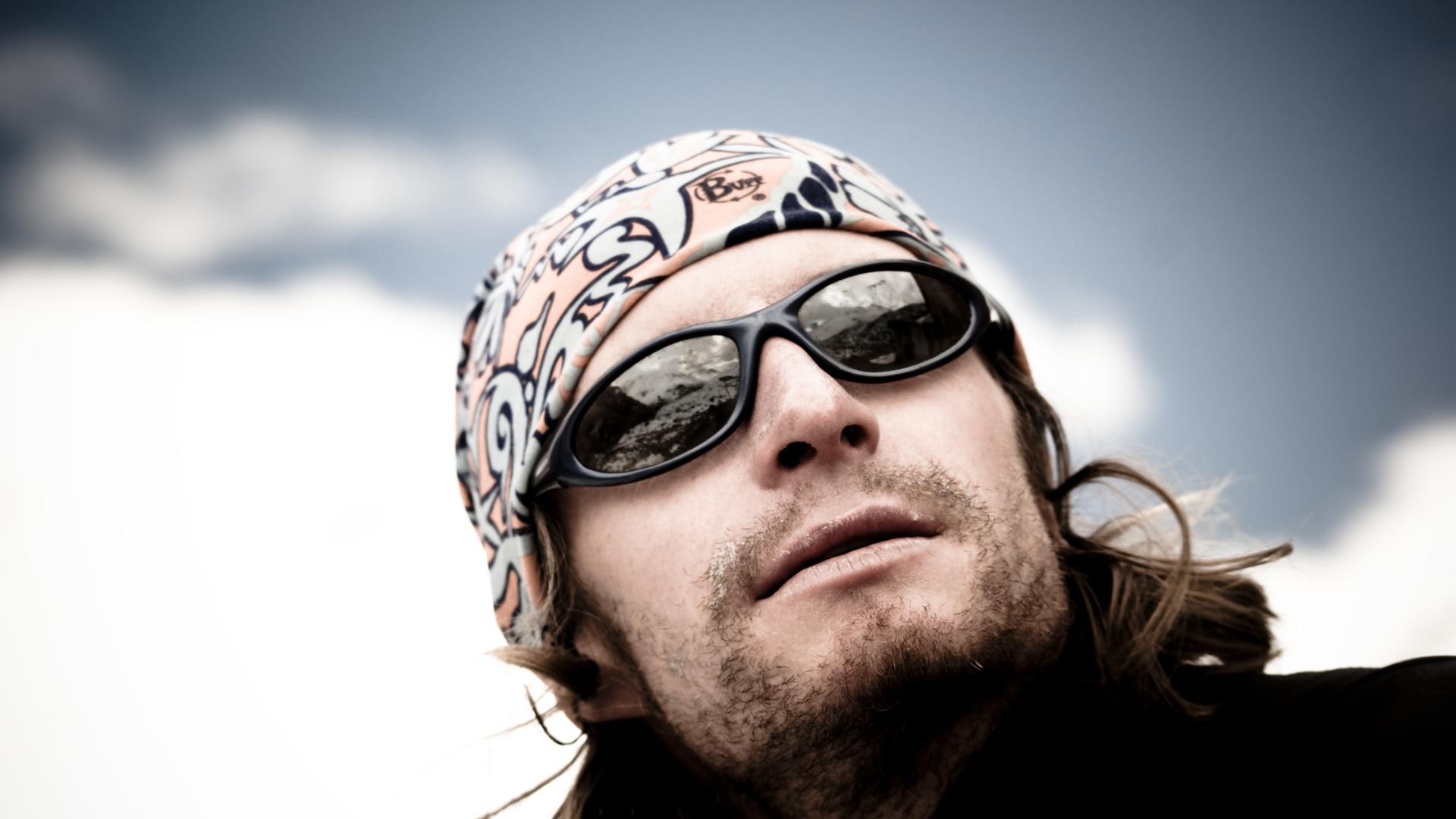 Norman Bücher aus Waldbronn ist Abenteurer und Extremläufer aus Leidenschaft. Das Foto entstand in Nepal.