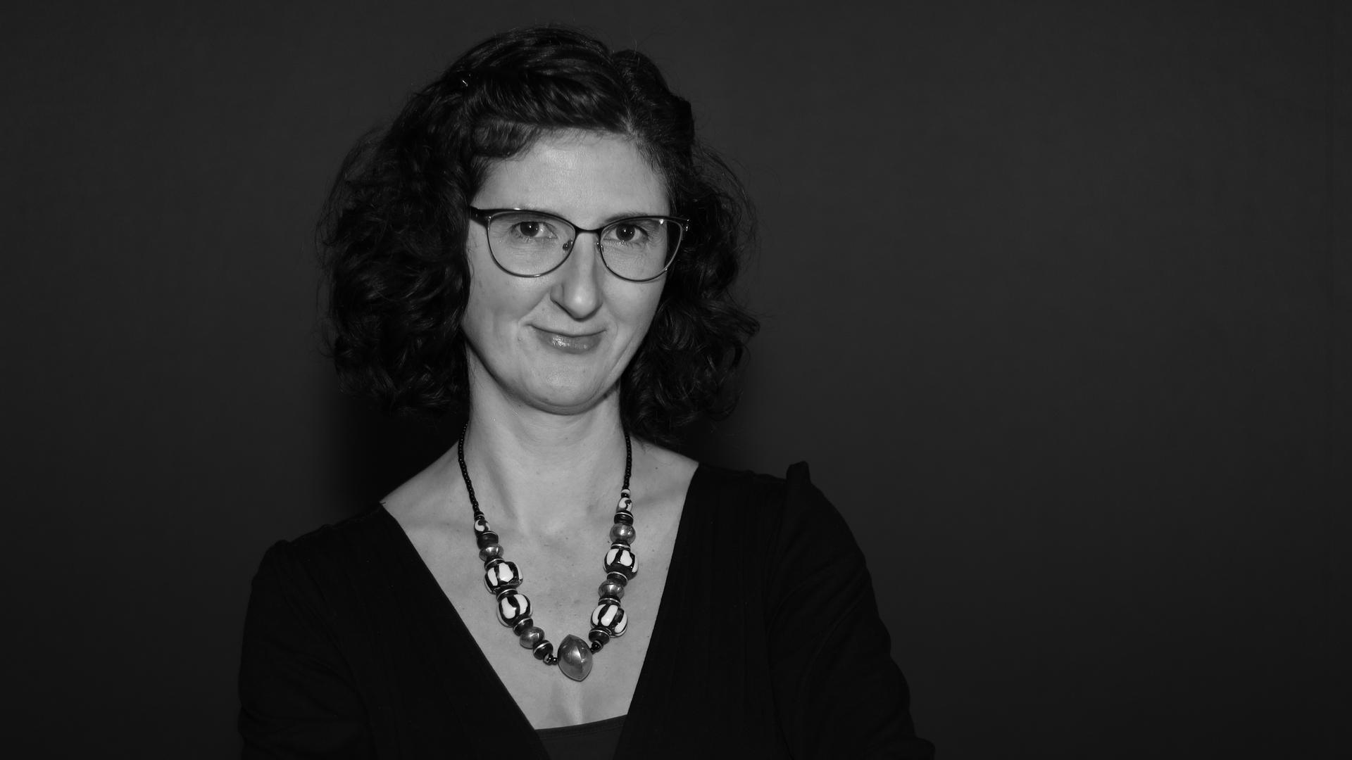 """Núria Cunillera Salas, Pianistin und Dirigentin, in der Reihe """"Kulturgesichter 0721"""""""