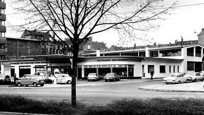 Domizil am Zoo: In den 60er- und 70er-Jahren residierte Zschernitz in der Ettlinger Straße. Diese Adresse wurde alsbald zu eng.
