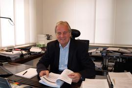 Bürgermeister Heinz-Peter Hopp