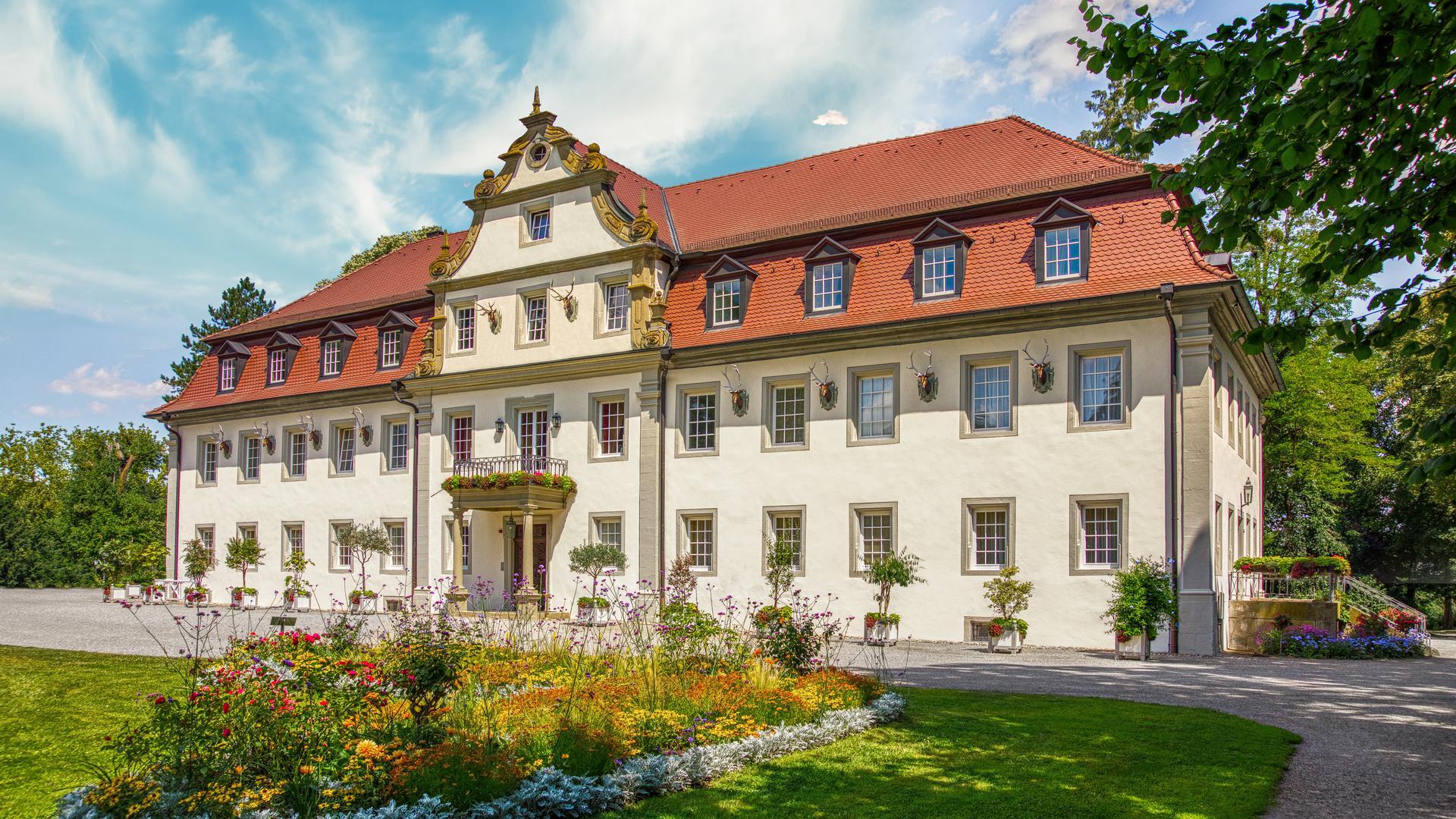 Der Hauptgewinn: eine Übernachtung im Wald & Schlosshotel Friedrichsruhe.