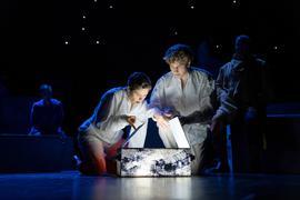 """Mit """"Orpheus und die Zauberharfe"""" des Staatstheaters Oldenburg beginnen die Schwetzinger SWR Festspiele."""