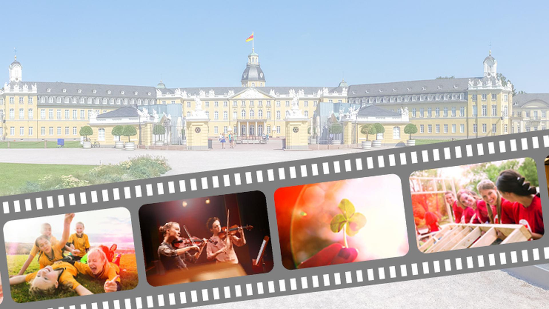 Die Sparkasse Karlsruhe unterstützt die registrierten Projekte mit regelmäßigen Aktionen.